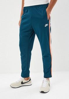 0dcaecbe Брюки спортивные, Nike, цвет: бирюзовый. Артикул: NI464EMETQL9. Одежда /  Брюки