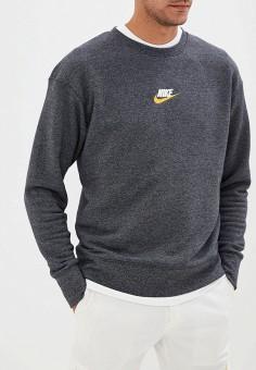 fa7a2718da31 Мужские толстовки и олимпийки Nike — купить в интернет-магазине Ламода