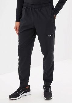 9f6c9a1efc10f Брюки спортивные, Nike, цвет: черный. Артикул: NI464EMFLCP5. Одежда / Брюки