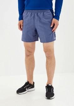 7595353c6910 Шорты спортивные, Nike, цвет: синий. Артикул: NI464EMFNCA7. Одежда / Шорты