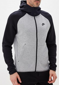 d05e7869 Толстовка, Nike, цвет: серый. Артикул: NI464EMFNCE4. Одежда / Толстовки и