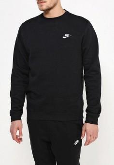 6f9c00413a05 Свитшот, Nike, цвет  черный. Артикул  NI464EMJFP07. Одежда   Толстовки и