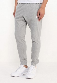 0f486caa Брюки спортивные, Nike, цвет: серый. Артикул: NI464EMJFP49. Одежда / Брюки