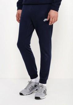 8d82e725 Брюки спортивные, Nike, цвет: синий. Артикул: NI464EMJFP53. Одежда / Брюки