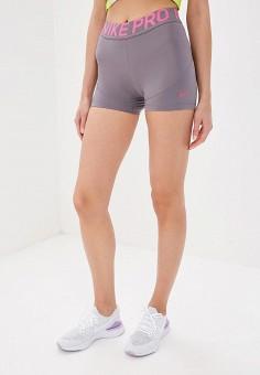 c5b50f3b Шорты спортивные, Nike, цвет: серый. Артикул: NI464EWETSL4. Спорт / Фитнес