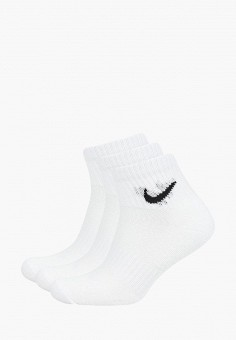 15b990cd Комплект, Nike, цвет: белый. Артикул: NI464FUDNFU4. Одежда / Носки и
