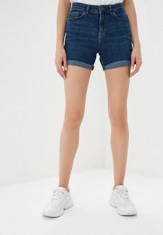 68ba418495c Купить женские джинсовые шорты от 415 руб в интернет-магазине Lamoda.ru!