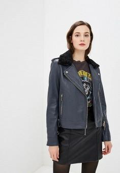 Куртка, Oakwood, цвет: синий. Артикул: OA002EWBSVE1.