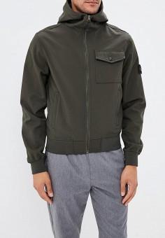 Куртка, Occhibelli, цвет  хаки. Артикул  OC002EMCMCG6. Одежда   Верхняя  одежда 5f4e21eba90