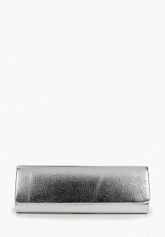 e50484769a2d Клатч, Olga Berg, цвет: серебряный. Артикул: OL001BWESIA8. Olga Berg