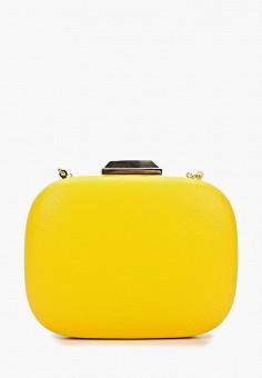 c4bb38779bc5 Клатч, Olga Berg, цвет: желтый. Артикул: OL001BWESID7. Olga Berg