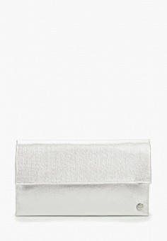 3088c175e3af Клатч, Olga Berg, цвет: серебряный. Артикул: OL001BWESIE3. Аксессуары /  Сумки