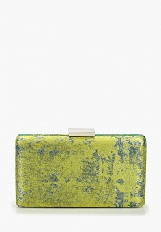 729a6ab7b572 Клатч, Olga Berg, цвет: зеленый. Артикул: OL001BWESII4. Olga Berg