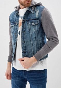 Купить мужские джинсовые куртки от 1 040 руб в интернет-магазине ... 2bf1a02d42a90