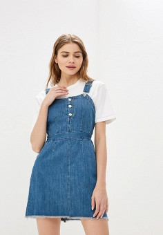 e3170211339 Купить джинсовые платья от 599 руб в интернет-магазине Lamoda.ru!