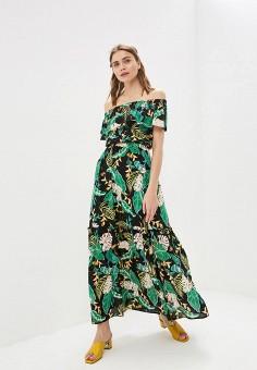 becfa04decb6794 Платье, Only, цвет: мультиколор. Артикул: ON380EWEDUU5. Одежда / Платья и