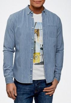 140378ec5f9 Купить голубые мужские рубашки от 415 руб в интернет-магазине Lamoda.ru!