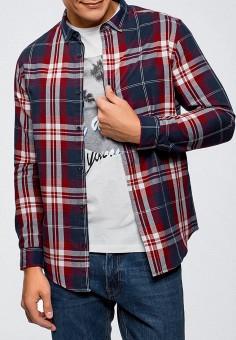 9048a310d946a34 Рубашка, oodji, цвет: мультиколор. Артикул: OO001EMCSGA6. Одежда / Рубашки