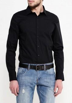 9ae615abfef6fc0 Купить черные мужские рубашки с длинным рукавом от 535 руб в ...