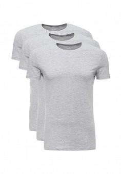 30c0d88d7b807 Купить серые мужские футболки и поло от 264 руб в интернет-магазине ...