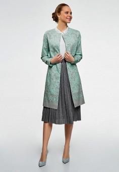 a7f3a78f4e3 Купить бирюзовые женские пальто от 2 099 руб в интернет-магазине ...