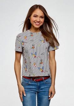 87c5678b362 Купить одежду Oodji (Оджи) от 490 тг в интернет-магазине Lamoda.kz!