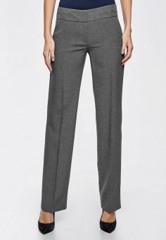 6cc6679ed968 Купить серые женские классические брюки от 409 руб в интернет ...