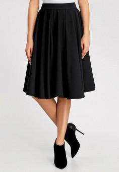 48caa55434b Купить женские широкие юбки Oodji (Оджи) от 309 руб в интернет ...