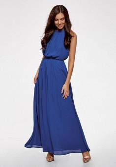 b1468ad92cf Купить женские вечерние платья синие от 19 р. в интернет-магазине ...