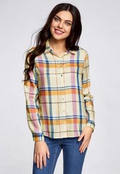 2b5905a5c811 Купить желтые женские рубашки от 579 руб в интернет-магазине Lamoda.ru!