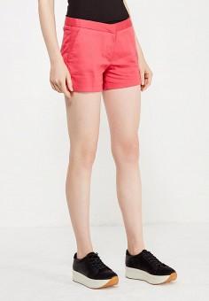 Шорты, oodji, цвет  розовый. Артикул  OO001EWQUA39. Одежда   Шорты b78655b1b58