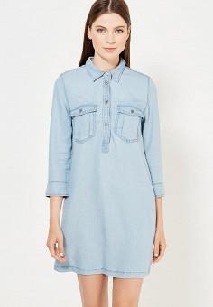 210f0c9063fed Купить голубые джинсовые платья от 999 руб в интернет-магазине ...