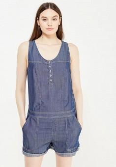 Купить синие женские комбинезоны от 599 руб в интернет-магазине ... 01cf16ead01a7