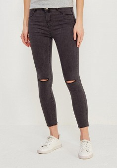 4e3d6d8af3e5 Купить серые женские джинсы от 835 руб в интернет-магазине Lamoda.ru!
