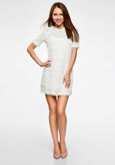 95cbc47007e75a1 Купить женские вязаные платья белые от 3 290 тг в интернет-магазине ...