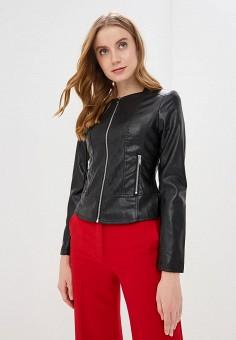 6053c28b Купить женские кожаные куртки от 999 руб в интернет-магазине Lamoda.ru!