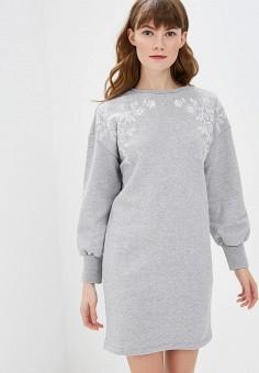 3df751a7d4d8 Купить женские платья-толстовки Ostin в интернет-магазине Lamoda.ru