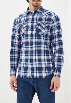 acc56300808c088 Рубашка, OVS, цвет: синий. Артикул: OV001EMCUOM5. Одежда / Рубашки