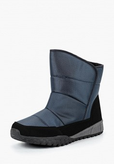 c9412c187 Дутики, Patrol, цвет: синий. Артикул: PA050AMCNBP1. Обувь / Сапоги /