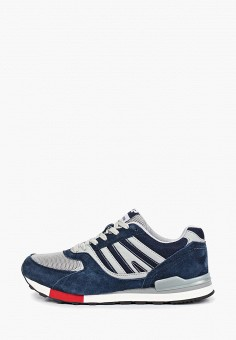 a5603acdf Кроссовки, Patrol, цвет: синий. Артикул: PA050AMEFIN8. Обувь