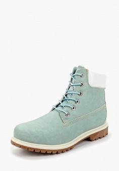 Ботинки, Patrol, цвет  голубой. Артикул  PA050AWCQGH8. Обувь   Ботинки   afcf72d9be9