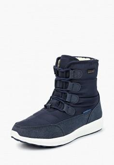 9c40aa466 Дутики, Patrol, цвет: синий. Артикул: PA050AWCQGP0. Обувь / Сапоги /