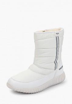 Дутики, Patrol, цвет  белый. Артикул  PA050AWCQGR5. Обувь   Сапоги   3c86615296d