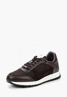 564b7d5b6dfe Кроссовки, Paolo Conte, цвет  коричневый. Артикул  PA743AMCRGK1. Обувь    Кроссовки