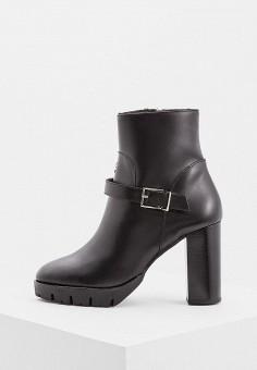 Ботильоны, Patrizia Pepe, цвет: черный. Артикул: PA748AWCEHE5. Обувь