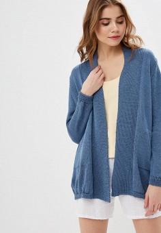 7bd8d4be4728a Кардиган, Perfect J, цвет: синий. Артикул: PE033EWEVFJ0. Одежда / Джемперы