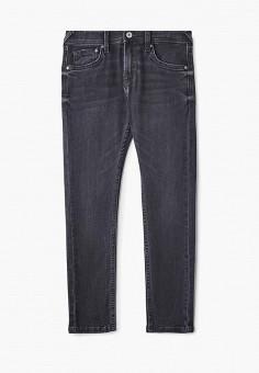 Джинсы, Pepe Jeans, цвет  черный. Артикул  PE299EBDHGT6. Мальчикам   Одежда db076cbd6da