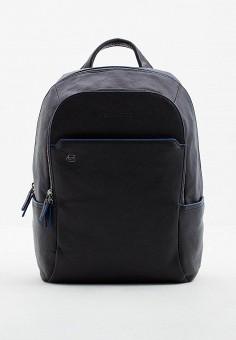 37edd7f51829 Рюкзак, Piquadro, цвет: черный. Артикул: PI016BMFAAC4. Аксессуары / Рюкзаки