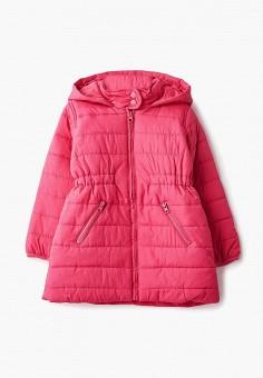 Куртка утепленная, Piazza Italia, цвет  розовый. Артикул  PI022EGDICE5.  Девочкам   1d5124c85ba