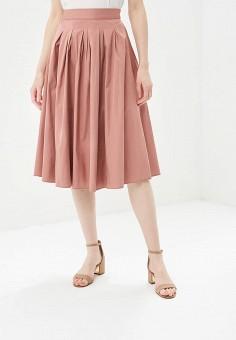 81d1cff42a00 Юбка, Piazza Italia, цвет  розовый. Артикул  PI022EWBHFG7. Одежда   Юбки